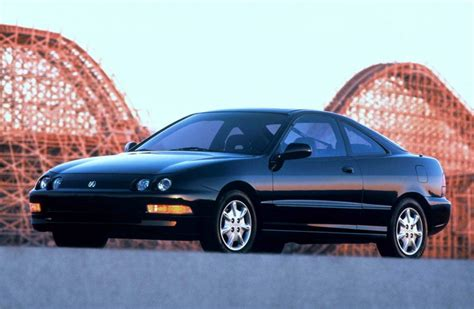 1986 2001 acura integra history review top speed