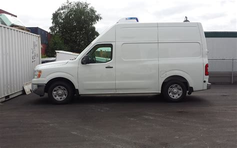 nissan utility vancouver nissan nv2500 var150 cold delivery cargo