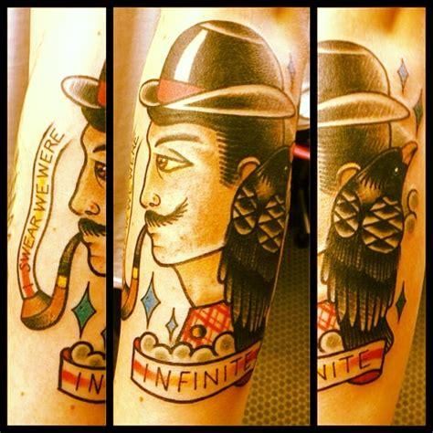 tattoo paper perth my gentleman tattoo ink art pinterest gentleman