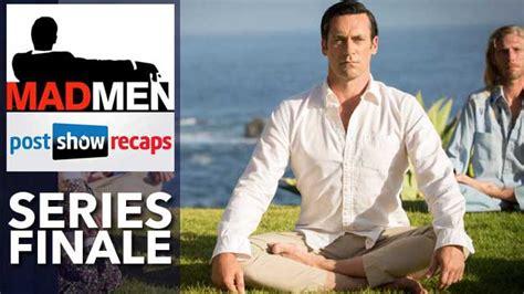 2015 tv season finale calendar mad men scandal and 71 more mad men series finale recap