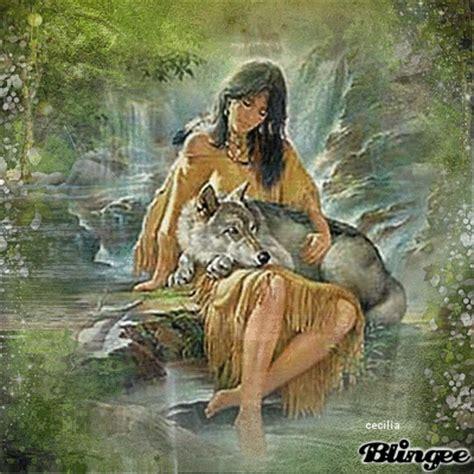 imagenes de indios americanos laila y lobo picture 113421012 blingee com