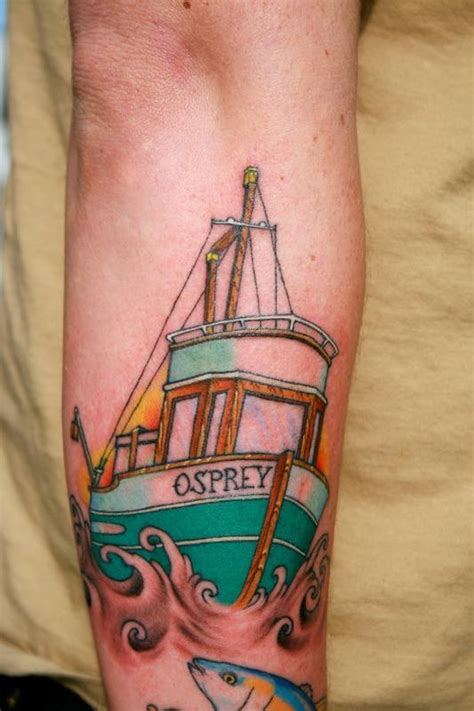 boat tattoos designs ideas  meaning tattoos