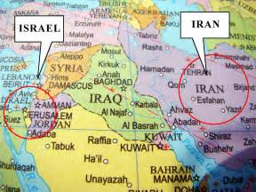 World Map Israel by Israel World Map