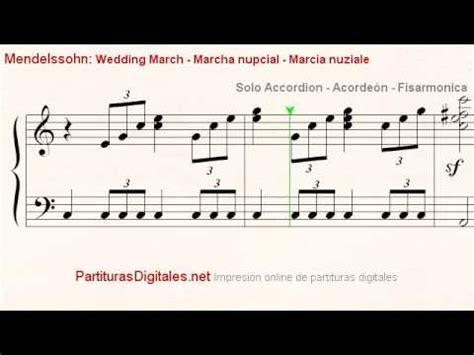 accordi chitarra tappeto di fragole mendelssohn partitura marcia nupcial para acorde 243 n