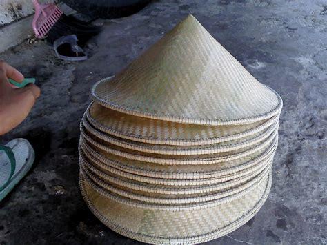 Topi Caping Bambu Dudukuy Unik martin surya aditama