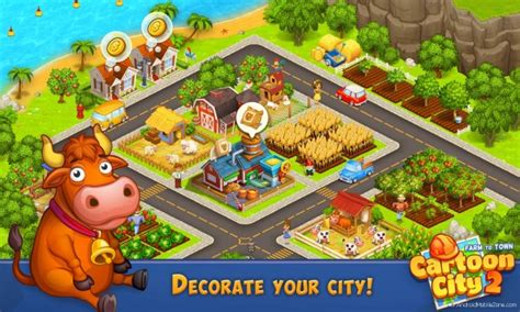 download game farm town mod apk cartoon city 2 farm to town apk v1 16 mod android