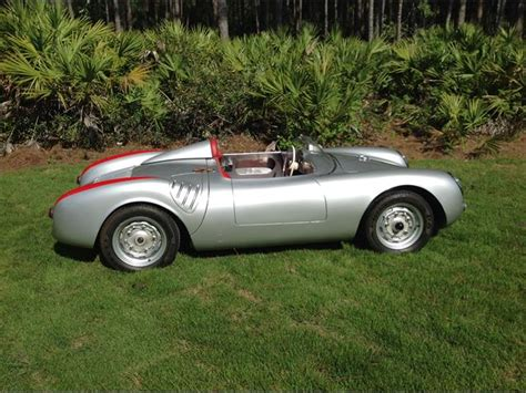 1955 porsche spyder replica classifieds for 1955 porsche 550 spyder replica 9 available