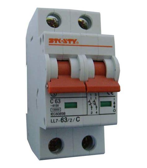 Miniature Circuit Breaker china miniature circuit breaker ll7 63 2p china circuit