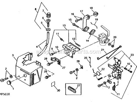 deere 826 snowblower parts diagram deere 826 snowblower parts diagram deere 832