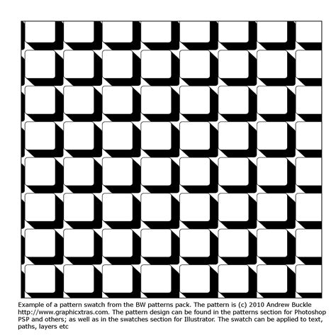 black and white pattern illustrator issuu black n white pattern swatches for photoshop psp