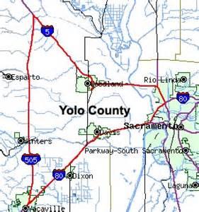 yolo county california map yolo county ares