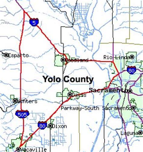 map of yolo county california yolo county ares