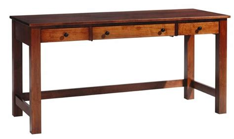 writing desk 60 x rivertowne 60 quot amish writing desk