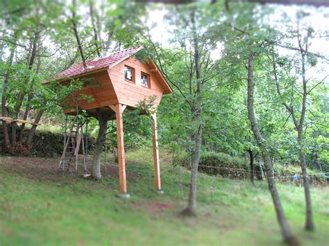 free tree house designs livable treehouse plans free