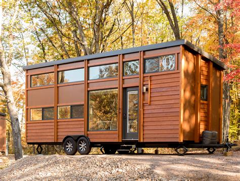 tiny house rentals wisconsin new canoe bay escape village offers tiny houses for rent