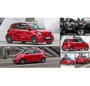 Brabus Smart Forfour 2017  Pictures Information &amp Specs