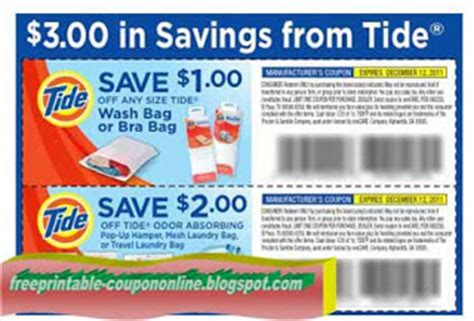 free printable tide coupons printable coupons 2018 tide coupons