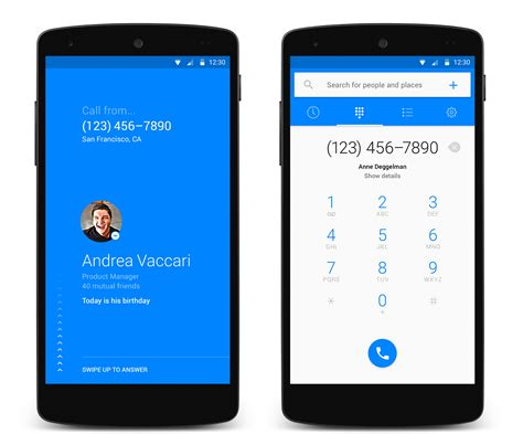 calling app for android introduces hello an app to replace the android dialer the verge