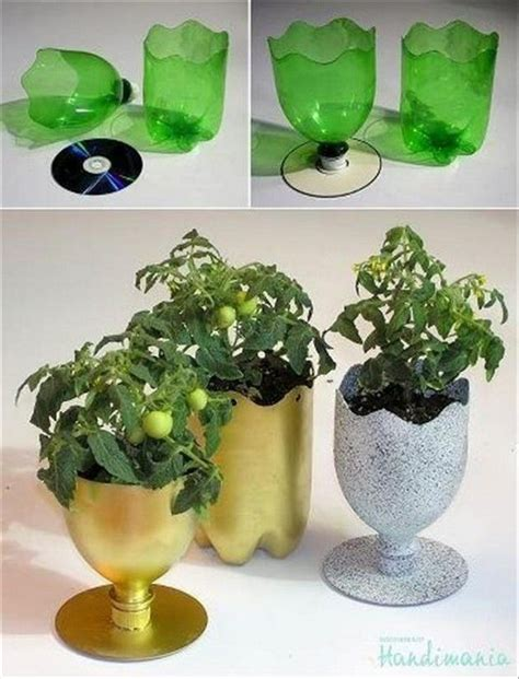 diy planter ideas craft and diy ideas bottle plant pots diy pinterest