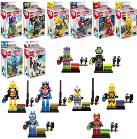 12pc Angry Birds Figure Small Angry Bird Angrybird Burung Kecil 17 best images about angry birds transformers on
