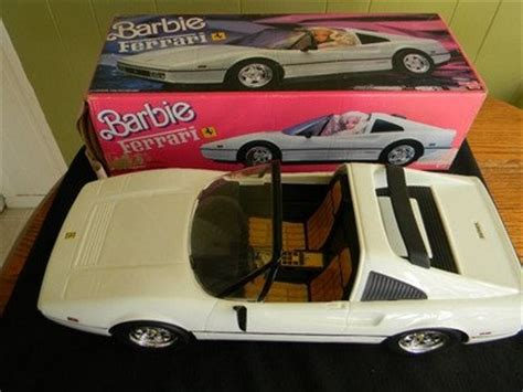 barbie ferrari white 38 best images about guys and dolls on pinterest four