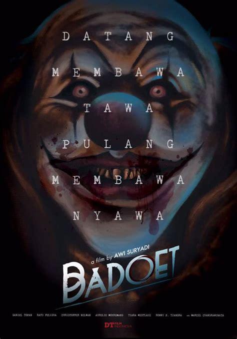 film pocong tahun 2005 badoet horor thriller indonesia tentang sisi seram badut