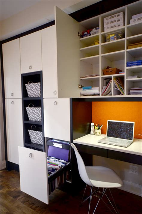 family home office contemporary family home contemporary home office