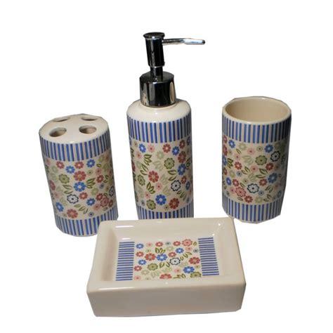 Kitchen Set Playset Isi 4pcs Best Price 4 pcs ceramic bathroom set design in pakistan