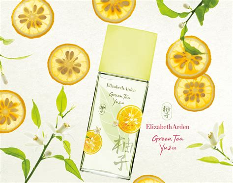 Parfum Green Tea green tea yuzu elizabeth arden perfume a fragrance for