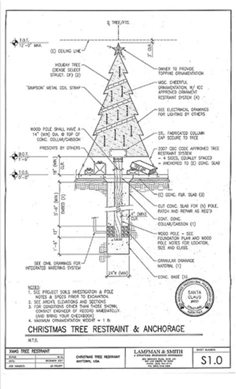 christmas tree restraint anchorage flickr photo sharing