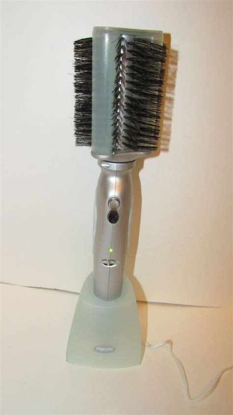 Revo Hair Styler Rotating Brush by Revo Styler Rotating Hair Brush Straightener Styler