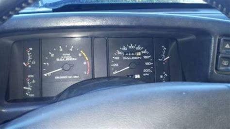 saleen notchback 1993 ford mustang lx 5 0 5 speed saleen notchback
