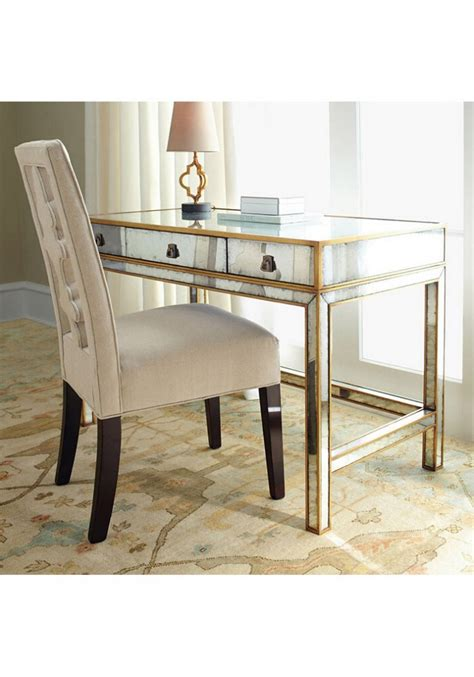 mirrored console table with drawers mirrored 3 drawer console table 110cm