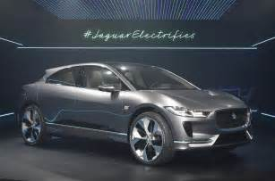 Electric Vehicles Creation Jaguar Land Rover Could Create 10 000 Uk To Build