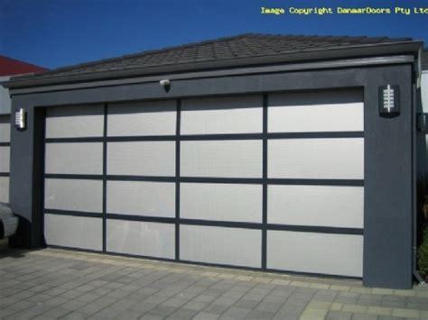 Mesh Garage Door 18 Perforated Mesh Insert Sectional Garage Door For Light And Air New Home