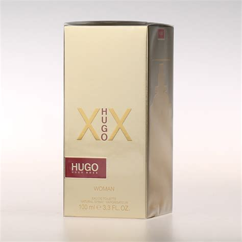 Parfum Hugo Xx Edt 100ml hugo hugo xx edt eau de toilette 100ml neu ovp