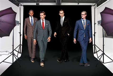 What Color Suit Is Best For Mba by The Against Black Suits Wearing All Black Works
