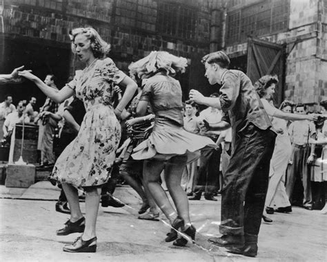 vintage swing vintage swing dance photo life goes to a party