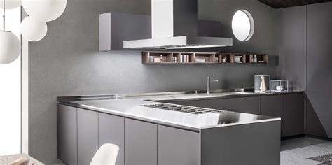 Cucina Top Acciaio by 5 Materiali Per Il Top Della Cucina Design Mag
