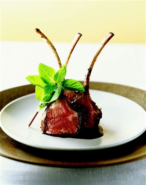 barbecue secrets rack of with balsamic reduction