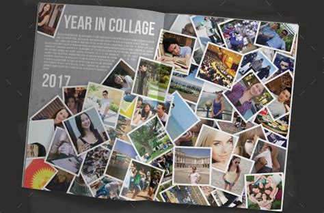 Company Yearbook Template 6 Professional Company Yearbook Templates Worth Knowing