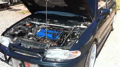 how does a cars engine work 1993 mitsubishi pajero engine control 1993 mitsubishi lancer gsr for sale youtube