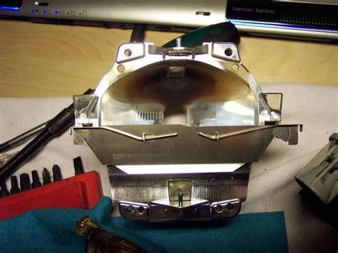 Motorrad Scheinwerfer Milchig by Bild 1 Afl Bi Xenon Scheinwerfer 246 Ffnen Opel Vectra C
