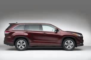 Toyota Highlander 2015 Pictures 2015 Toyota Highlander Pictures Photos Gallery The Car