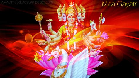 Gayatri At gayatri mantra wallpaper in www imgkid the