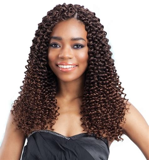 glance water wave braid styles synthetic curly hair for braiding best curly hair 2017