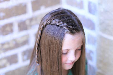 cute hairstyles using braids how to create a crossover dutch braid cute girls hairstyles