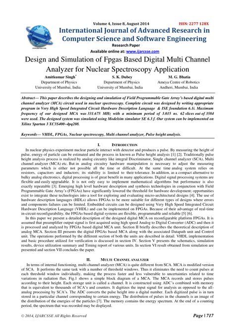 design application publication design and simulation of fpgas based pdf download