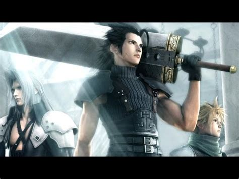 Film Fantasy Download | crisis core final fantasy vii all cutscenes game movie