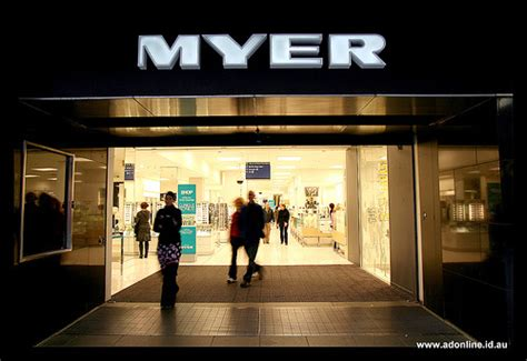 myer threatens to go online offshore business world